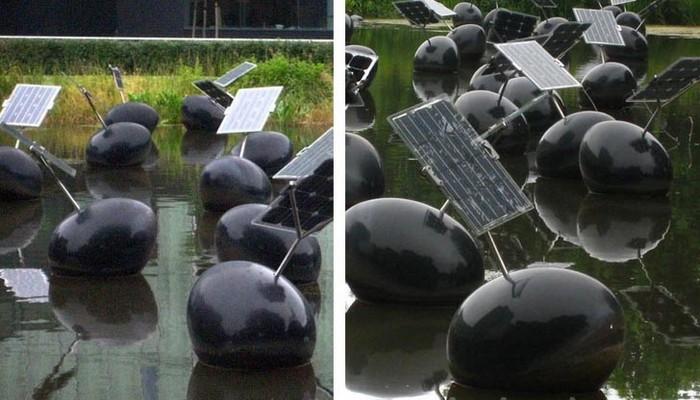 Парящий Будда - «солнечная» инсталляция от Алекса Вермеулена (Alex Vermeulen)