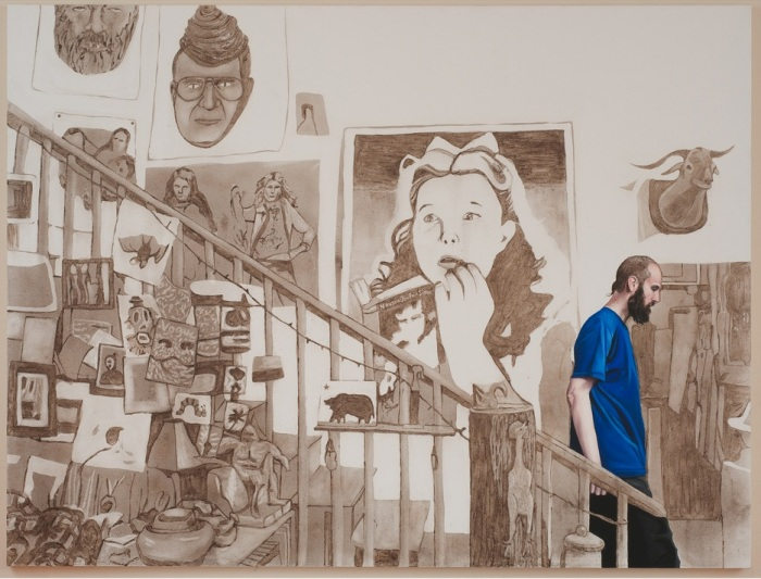 Картины из пыли от Эллисон Кортсон (Allison Cortson)