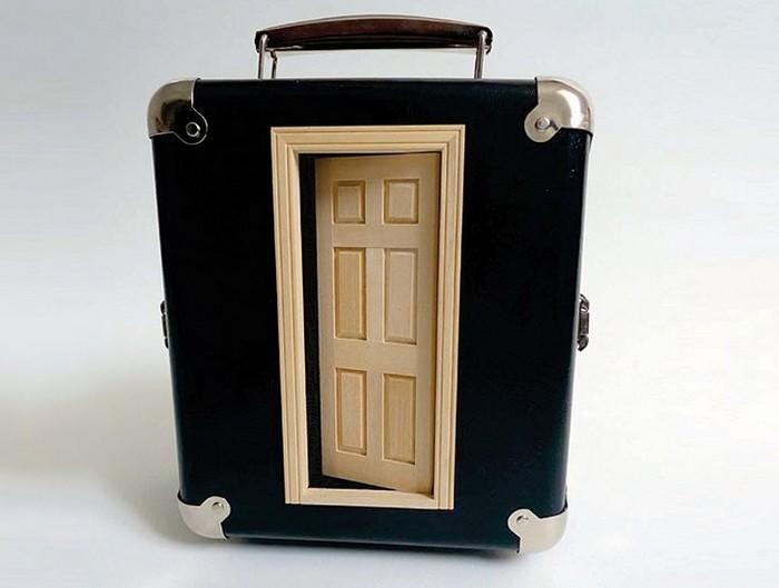 Самые необычные чемоданы рюкзаки lazy town large backpack