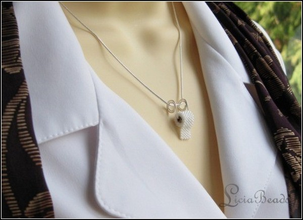Ожерелье-рулон