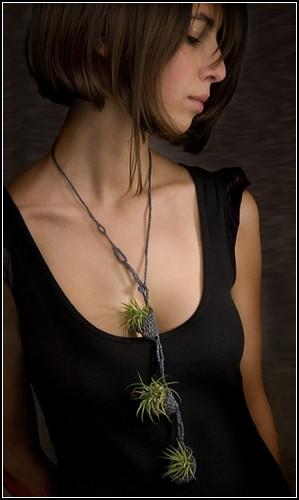 Живое ожерелье