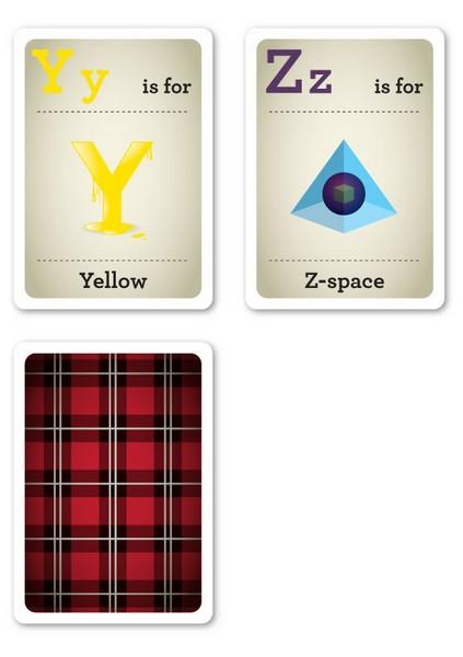 Design Alphabet – современная азбука от Эммы Кук (Emma Cook)