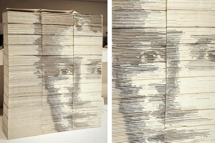 Портрет Марка Цукерберга от Хун И (Hong Yi)