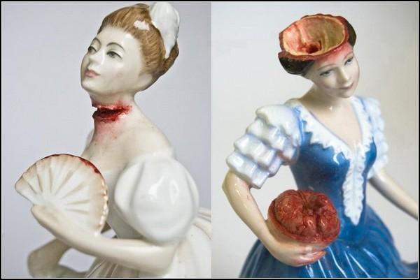 девушки без головы картинки