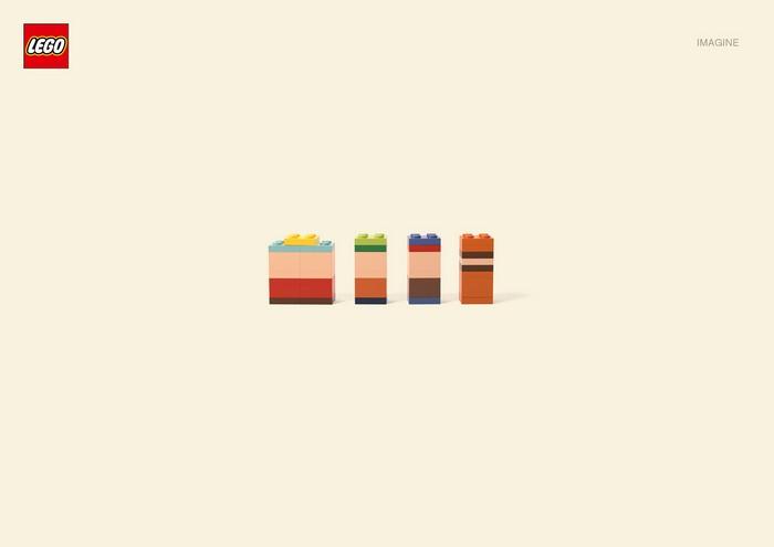 Южный Парк, Imagine, LEGO