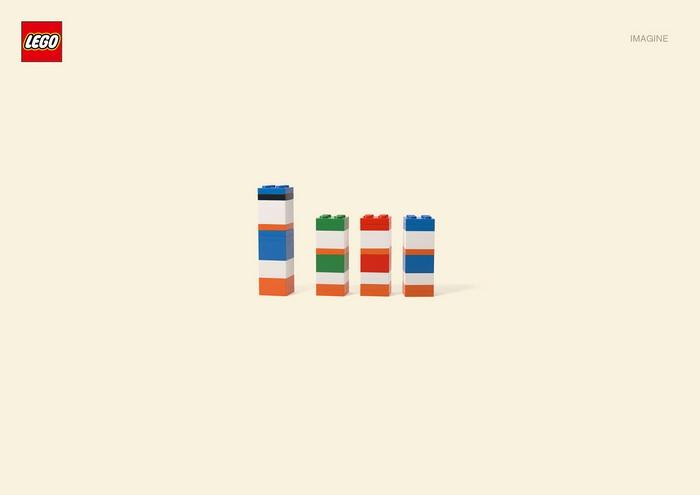 Утиные Истории, Imagine, LEGO