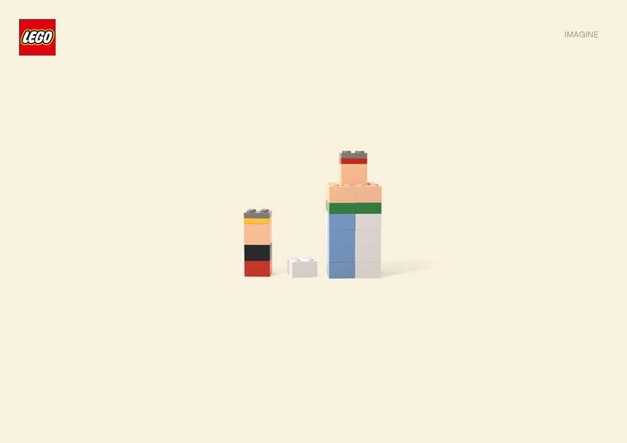 Астерикс и Обеликс, Imagine, LEGO