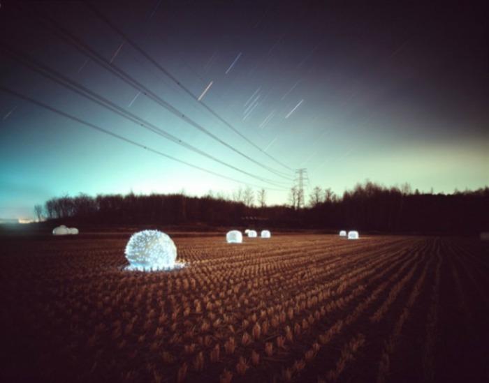 Starry Night – когда небо и земля меняются местами