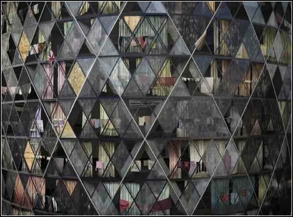 Лондон будущего: постапокалиптические открытки