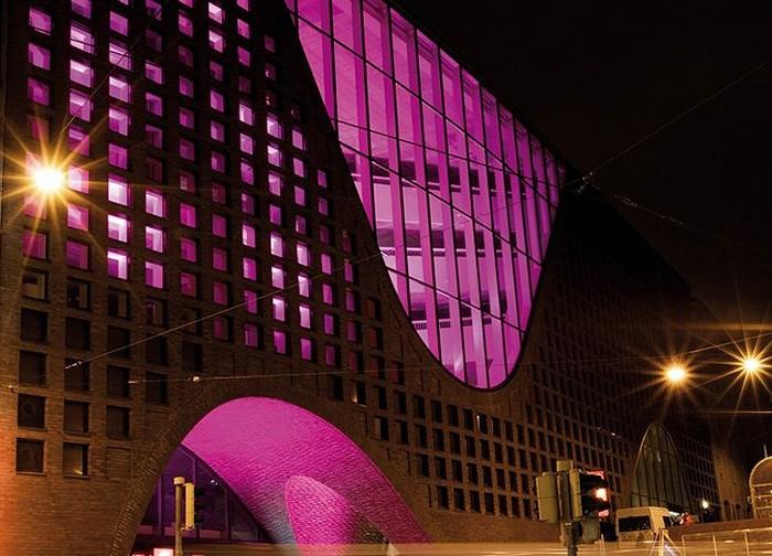 Lux Helsinki – фестиваль света в финской столице