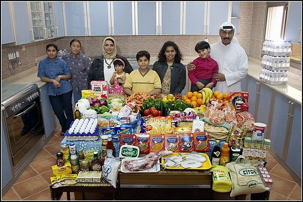 Кувейт. Семья Ал Хаган. Затраты $221.45