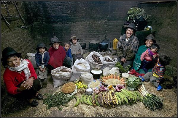 Эквадор. Семья Аймэ. Затраты $31.55
