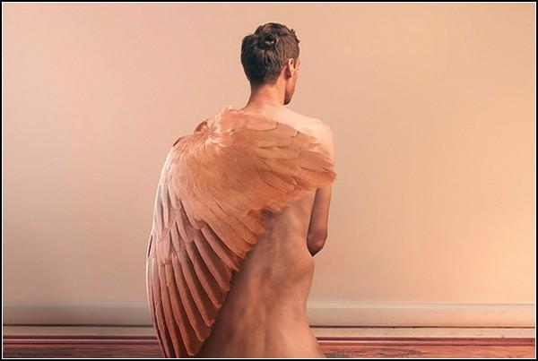 Человеческие метаморфозы в работах Джонатана Дукруа (Jonathan Ducruix)