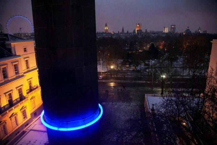Plunge – три инсталляции, посвященные затопленному Лондону