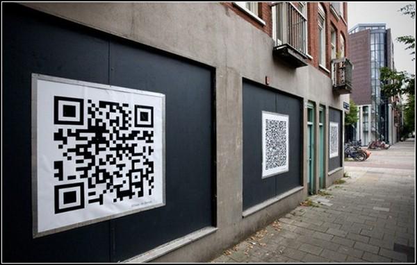 QR-коды расскажут об искусстве