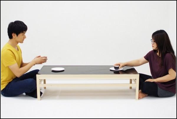 Очень японский чайный столик