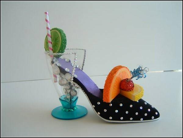 Туфли-скульптуры от Роберта Табора (Robert Tabor)