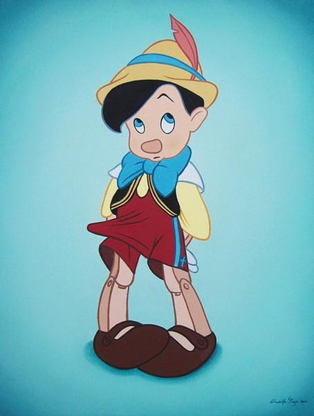 Disenchanted Disney – изнаночная жизнь персонажей студии Disney