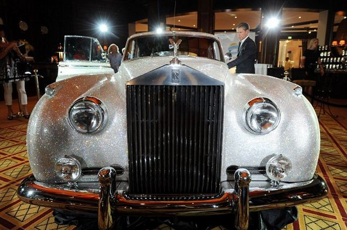 Rolls-Royce от Swarovski