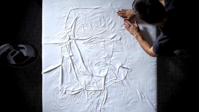 用布来绘画 - maomao - 我随心动