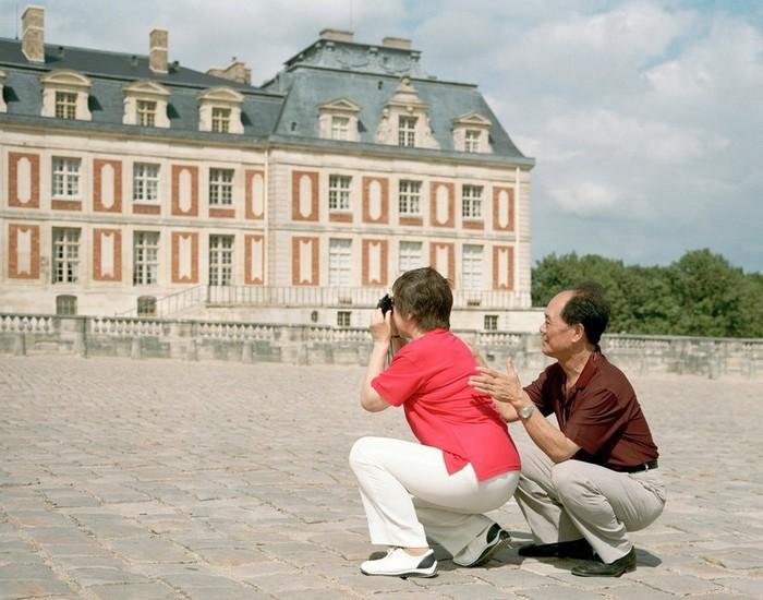 Туристическая фотосессия «Tourist Places» от Петера Отто (Peter Otto)
