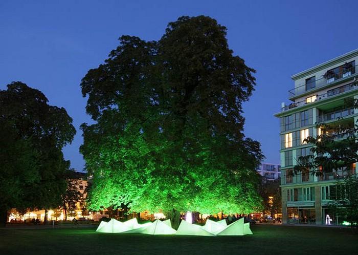 Tree Concert — поющие каштаны Берлина
