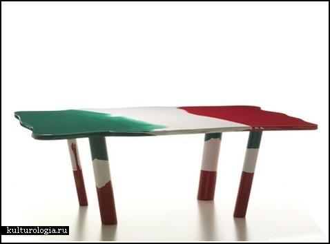 Sessantuna - 61 стол объединенной Италии