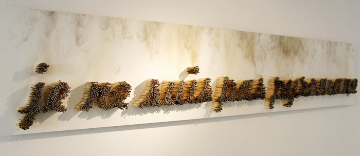Le Pyromane � �������� ����������� �� ��� ����� (Ali Cherri)