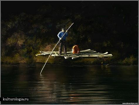 Воздушные фантасмагории от Алексея Андреева