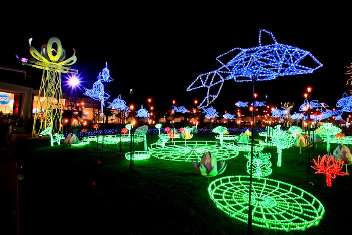 Imagination Light Garden � ������������� ��� ����� �� �������� � ��������