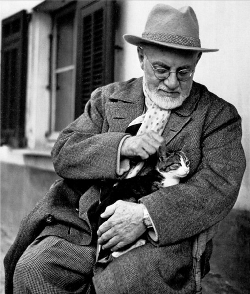 Энди Уорхолл и его кошка. Проект The Untamed Species