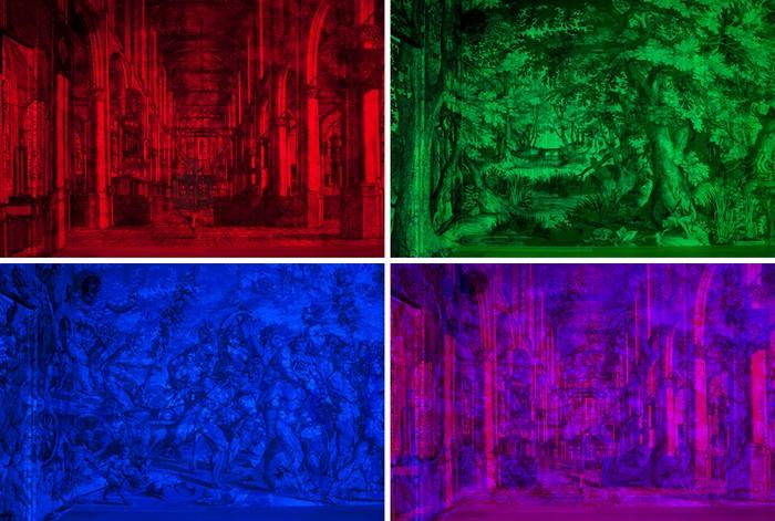 Landscape n.1, RGB-пейзажи от carnovsky