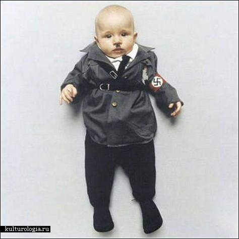 Диктаторы когда-то тоже были маленькими