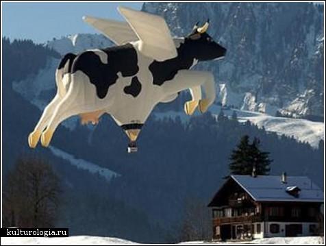 Креативные воздушные шары