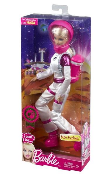Mars Explorer: кукла Барби – покорительница Марса