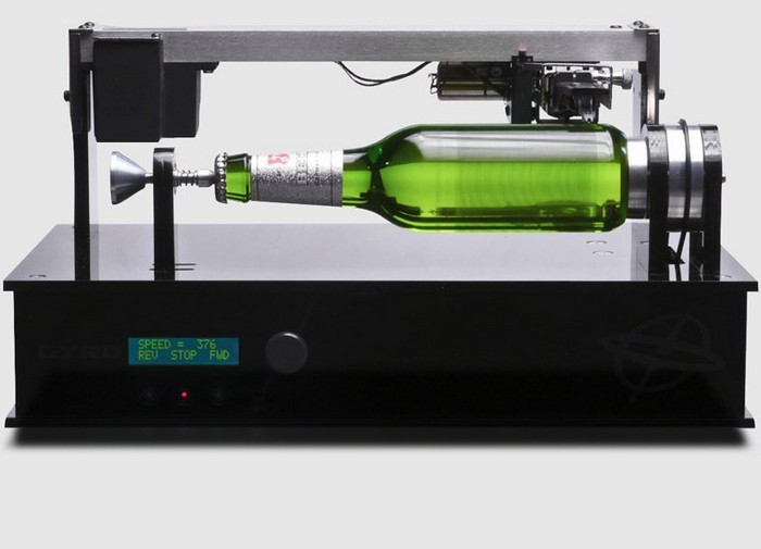 Edison Bottle – поющая бутылка от Beck's