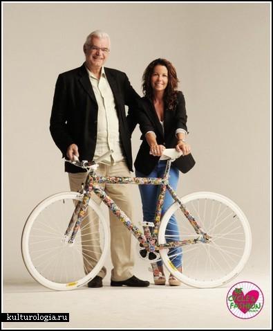 Модные велосипеды: приодень двухколесного друга