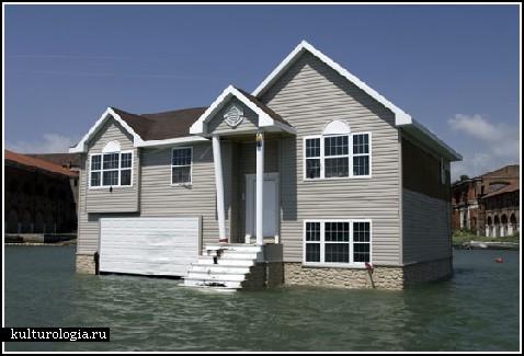 Здесь был дом: американская Венеция после наводнения