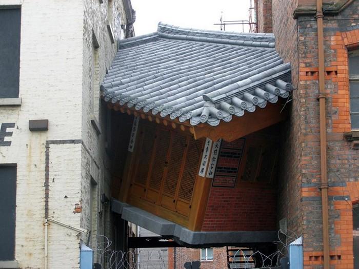 Bridging Home – дом, зависший в воздухе