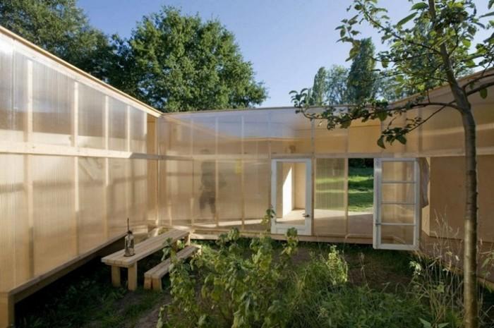 The Archive — художественная студия, существующая в гармонии с природой