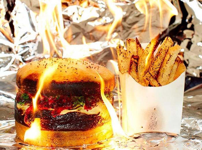 Burning Calories – серия фотографий от от Генри Харгривза (Henry Hargreaves)
