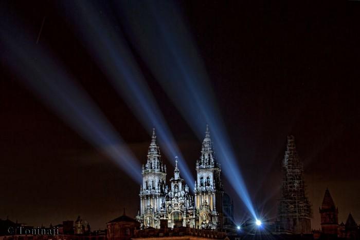 Собор в Сантьяго-де-Компостелла. Финальная точка паломничества