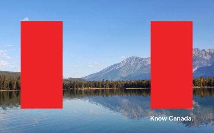 Know Canada – ребрендинг Канады