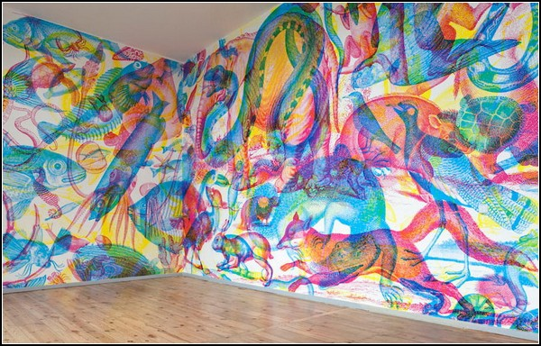 RGB: три картины в одной