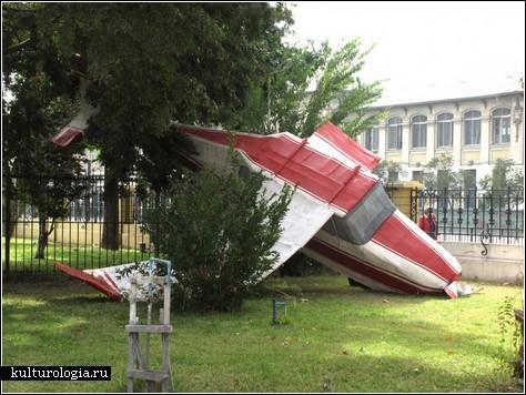 Дурилка картонная: картонный мир в Сантьяго-де-Чили