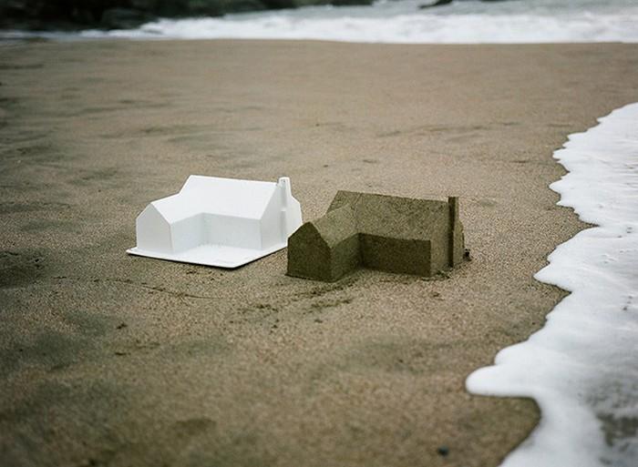 Master Plan – «взрослые» замки из песка от Чеда Райта (Chad Wright)