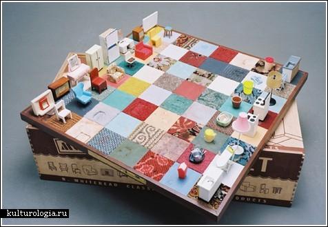 Бытовые шахматы