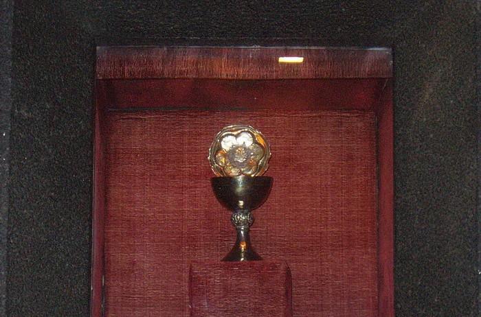 Святой Грааль из О Себрейро