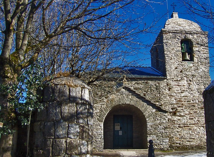 Церковь Девы Марии в О Себрейро