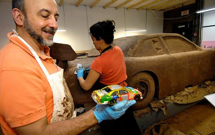 M&M's Car – автомобиль из шоколада